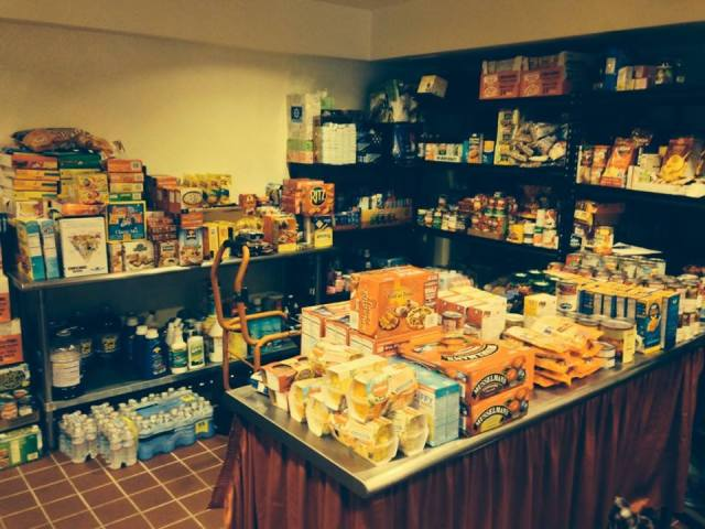 Special thanks to EZ Pawn stores and their customers for their food donation to Veterans Village, Las Vegas. If your company or organization would like to help please contact me at 702-624-5792. ADVOCATE/EDUCATE/BUILD IT~~