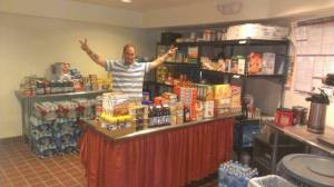 A special thank you from Greg Brannon, USMC Veteran and Veterans Village resident to everyone who has responded to our request for donations of food and water. Southern Nevadans are wonderful!!