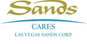 Sands Cares LVSC Blue