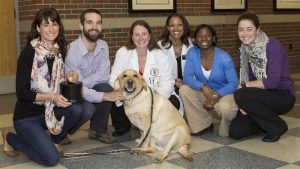 Purdue University Vet School Team