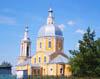 Свято-Троицкий храм в станице Филоновская