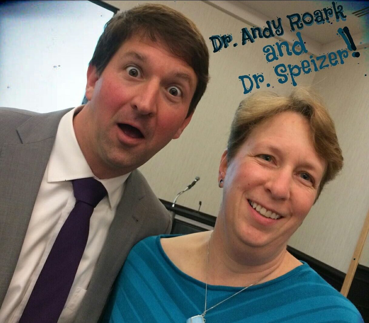 Drs Roark and Speizer