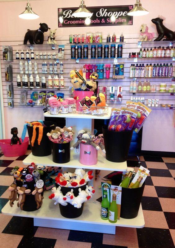 veterinary retail area inspiration