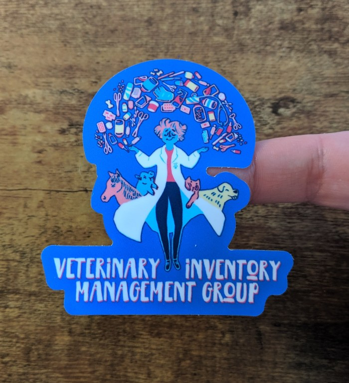 veterinary inventory management group