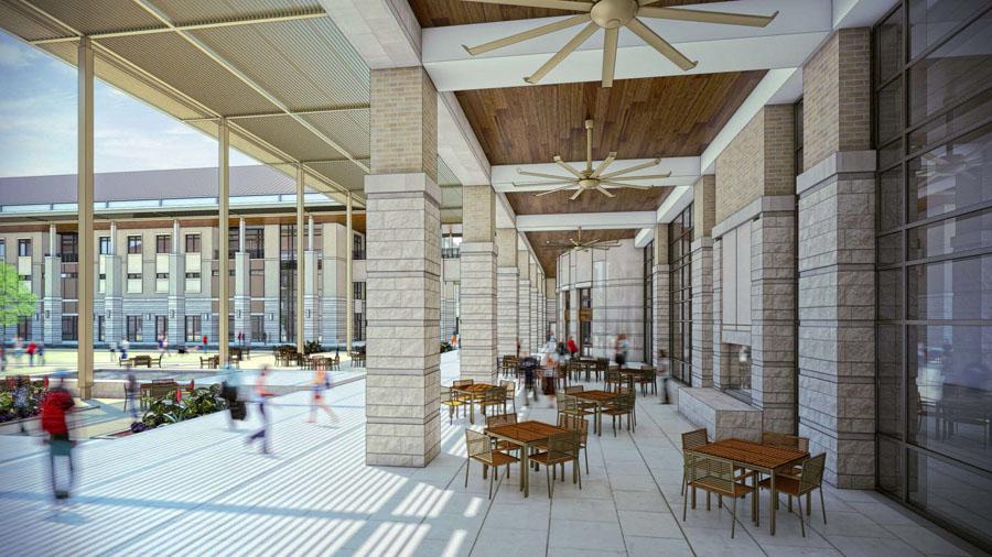 VBEC Architectural Renderings