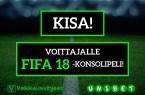 Fifa 18 -kisa