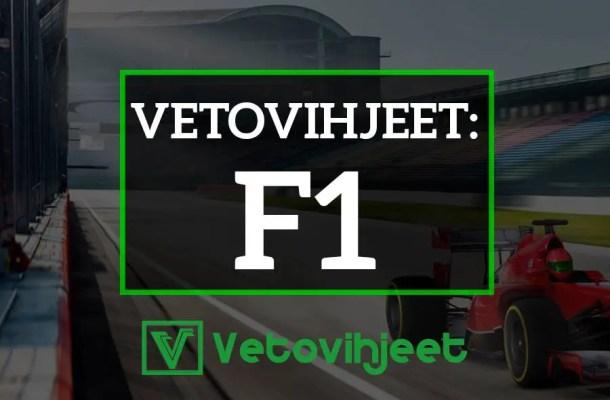F1-vihjeet