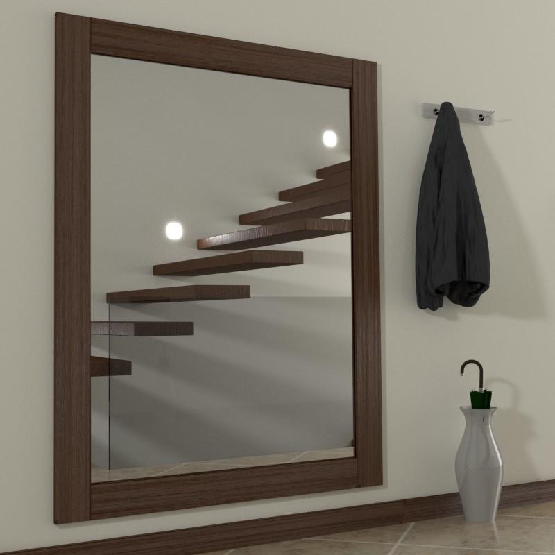 Cornici In Legno Grezzo.Specchio Cornice Legno Grezzo Idee Per La Progettazione Di