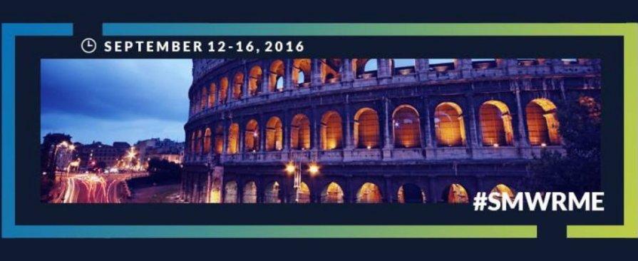 SOCIAL MEDIA WEEK ROMA 2016 PROGRAMMA