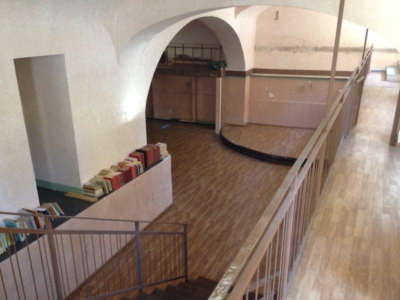 Prati locale commerciale c1 215 mq vendita affitto for Affitto locale c1
