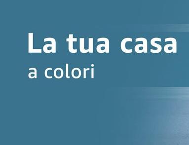 Mobili, decorazioni ed elettrodomestici per arredare la tua casa con colore