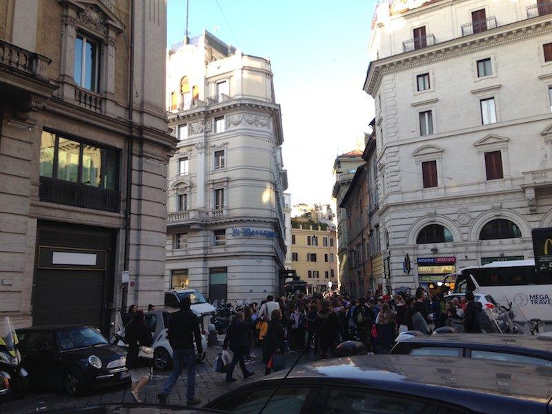 Vendita Attività Roma Fontana di Trevi