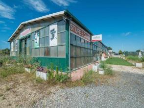 roma capannone in locazione