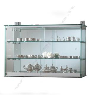 vetrine e teche a roma da GSN centro negozi x museo