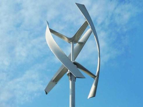 Энергии ветра дешевеют.Wind Turbine