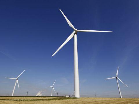 Источники безопасной и дешевой энергии. Альтернативный источник энергии - ветровые станции