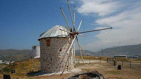 История использования энергии ветра.Использование ветряных мельниц