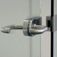 Glass Door Latches & Door Control Lock Shower Room Sliding ...
