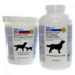 Potassium Citrate Plus Cranberry for overall urinary health in pets
