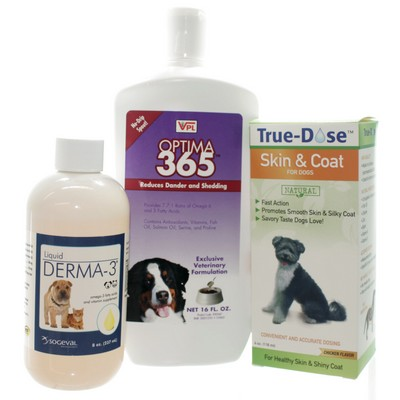 Derma-3, Optima 365 and True-Dose are Available at VetRxDirect