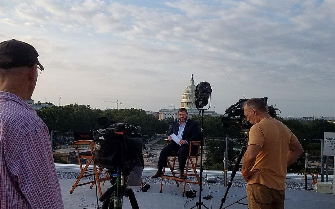 Vets for Trump with Paul Murray Live #SkyNews #VetsForTrump