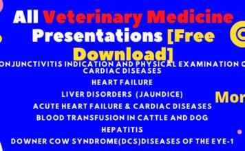 All Veterinary Medicine Presentations [Free Download]