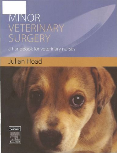 minor veterinary surgery ebook download