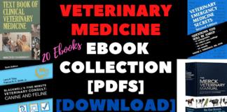 20 VETERINARY MEDICINE eBook Collection