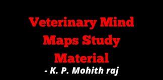 veterinary mind maps