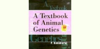 A Textbook of Animal Genetics P. Kanakaraj pdf free download