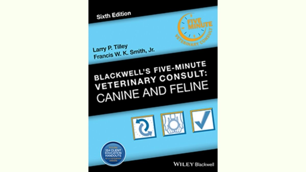 Blackwell's Five-Minute Veterinary Consult Canine and Feline pdf Download