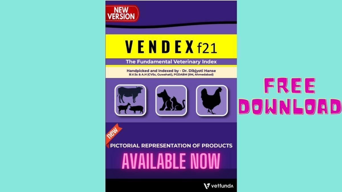 VENDEX f21 The Fundamental Veterinary Index pdf download
