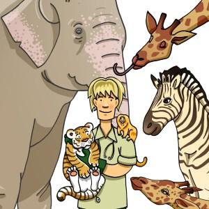 Zoo Vet, Vet School Success