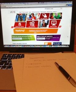 Personal statement preparation