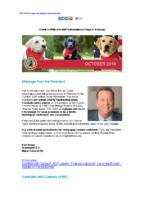21 VMF October 2016 eNewsletter