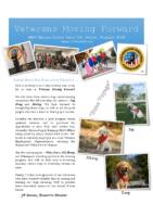 VMF Newsletter-August