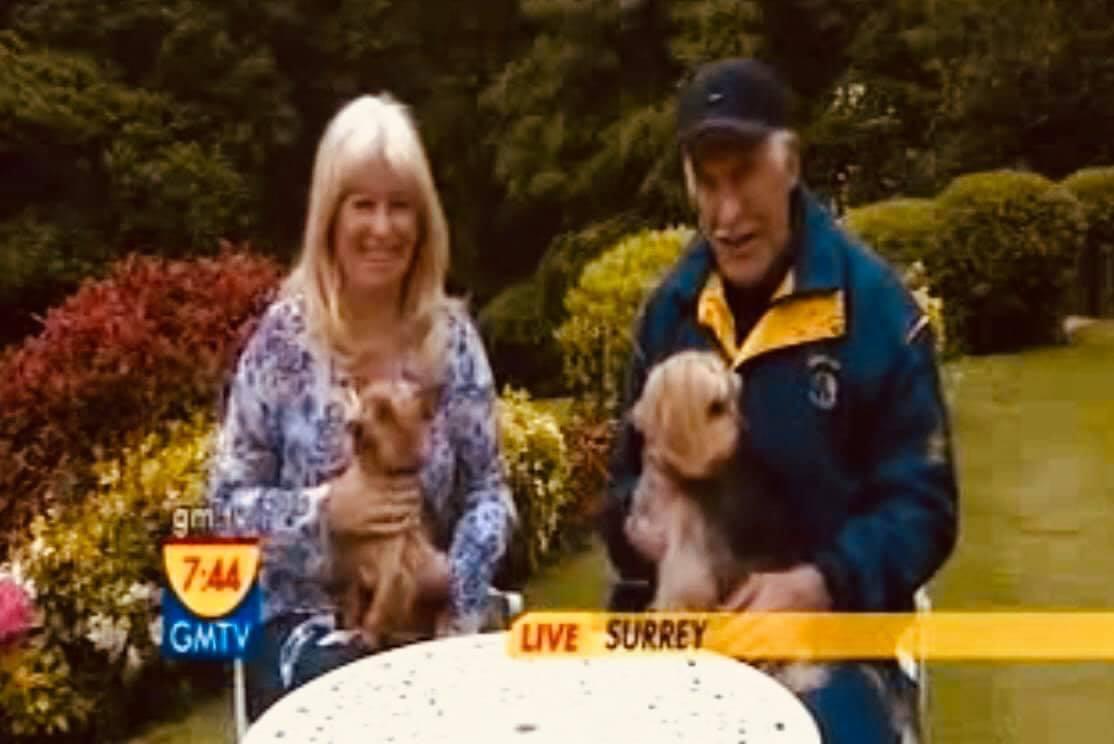 Boris declares war on dog thieves, on the 15th year anniversary since Widget and Gizmo were stolen! #PetTheftReform #FernsLaw