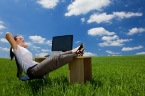 Å ta en ekte pause innebærer å gjøre absolutt ingenting.