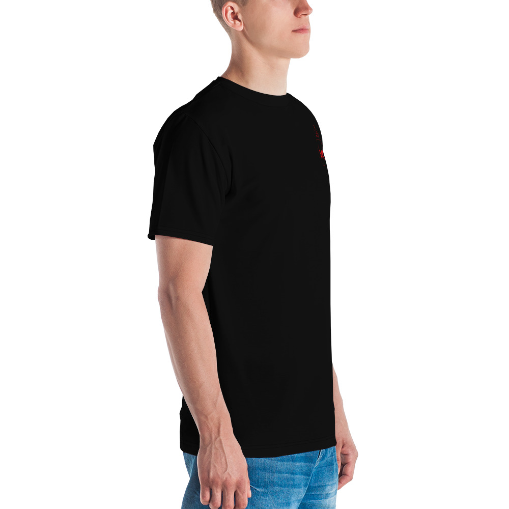 Download REDLINED VK tee shirt - Vette Kingdom