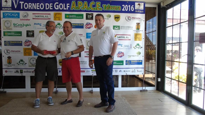 Grupo Vettonia patrocinador del torneo solidario de golf APACE