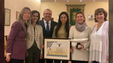 XII Premio 'Talavera en Igualdad: Empresa' para Vettonia