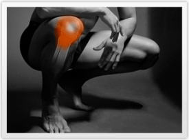 Far Infrared therapy for knee joint pain, stiffness, arthritis