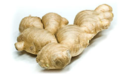 Ginger Natural Cures for Raynaud's Disease