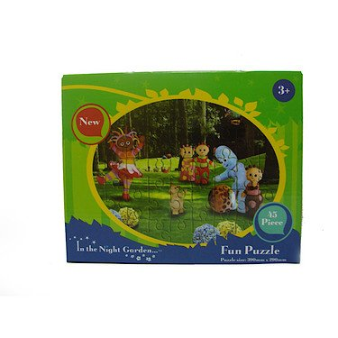 "Puzzle ""In the Night Garden"" 45p"