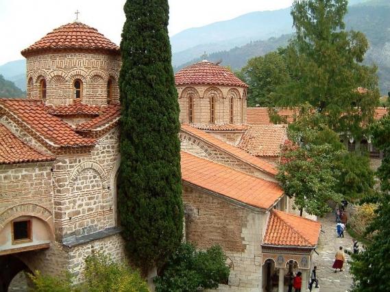 Бачковския манастир
