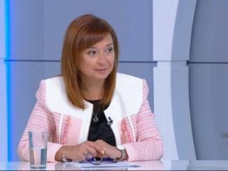 Зорница Русинова Кадър: БНТ