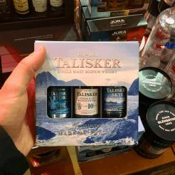 Talisker-Minyatür