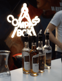 Whisky Show London 2019 - Compass Box
