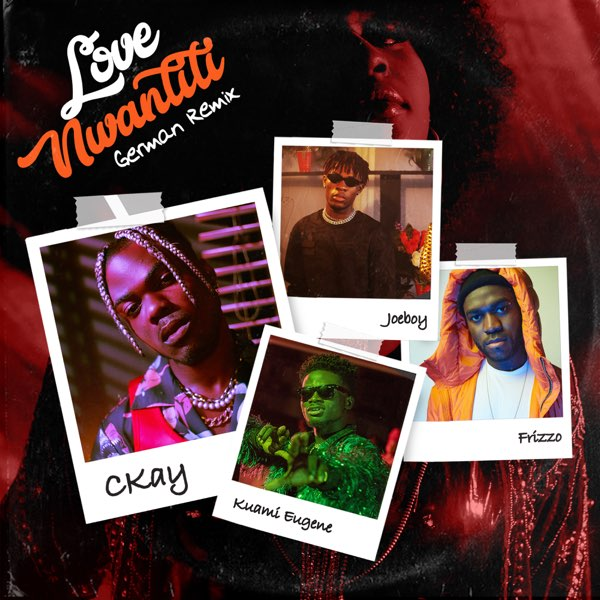 CKay ft. Frizzo Love Nwantiti (German Remix) mp3 download.   CKay released another new song titled Love Nwantiti featuring Frizzo and you can download the mp3