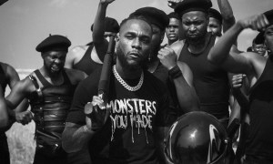 DOWNLOAD MP4: Burna Boy ft. Chris Martin - Monsters You Made